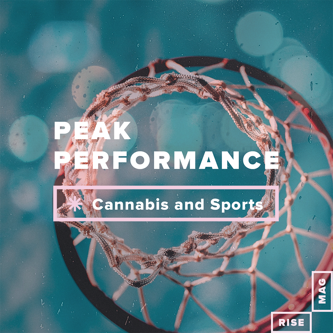 Peak Performance: Cannabis In The World of Sports